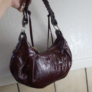 Fransesco Biasia Shoulder bag medium size EUC